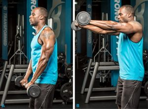 advanced shoulder workout for mass