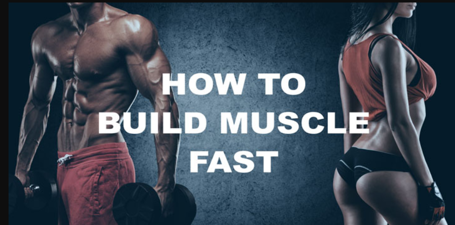 how to make muscles grow faster