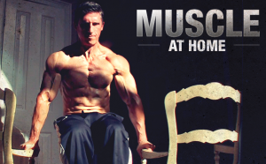 muscle workout at home