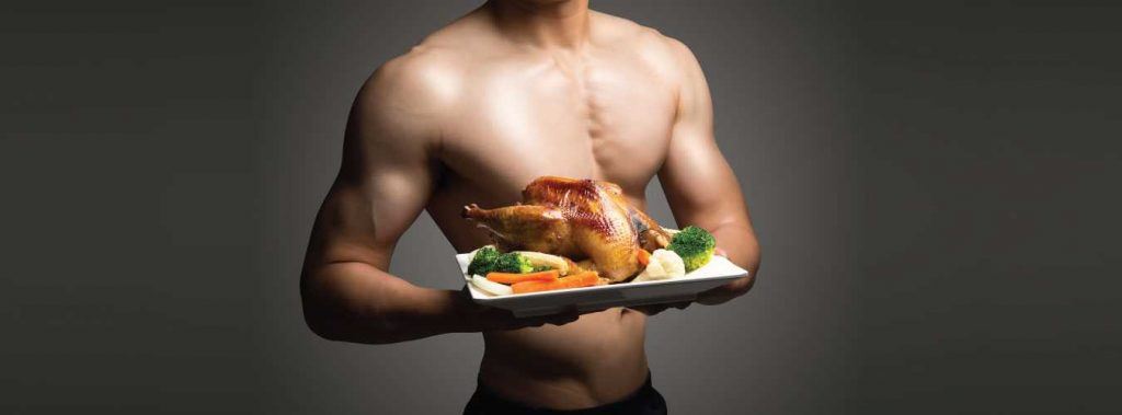beginner muscle building diet