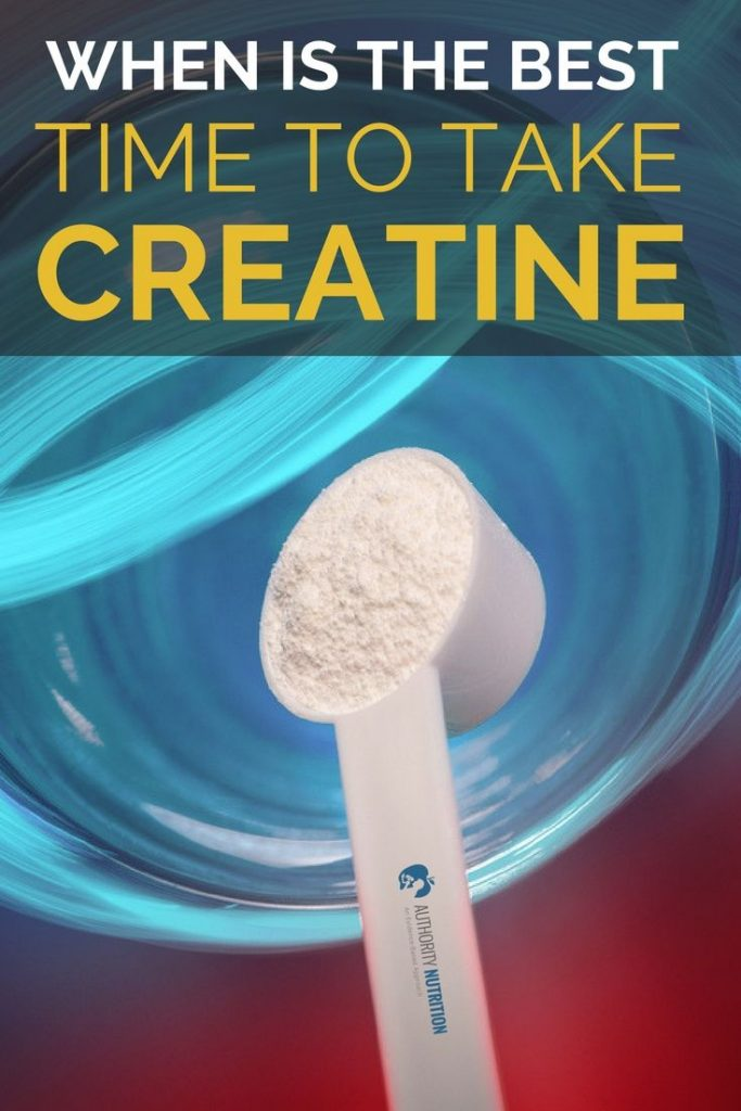 best time to use creatine