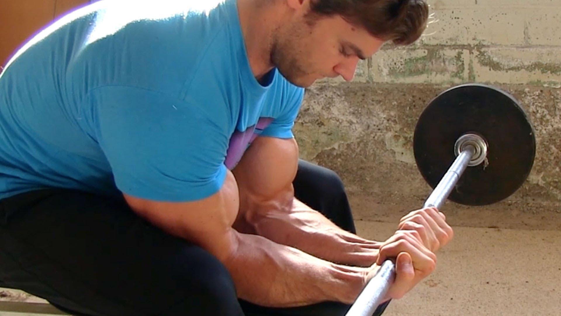 forearm rolls