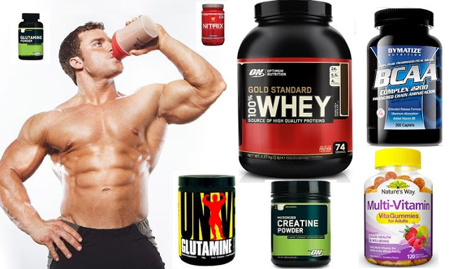 scientifically proven muscle building supplements