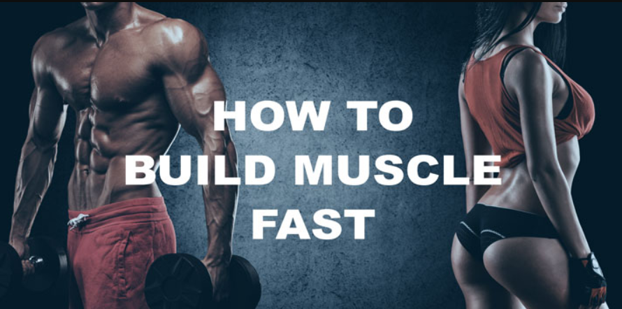 How to gain muscle fast for skinny guys: a step-by-steps to