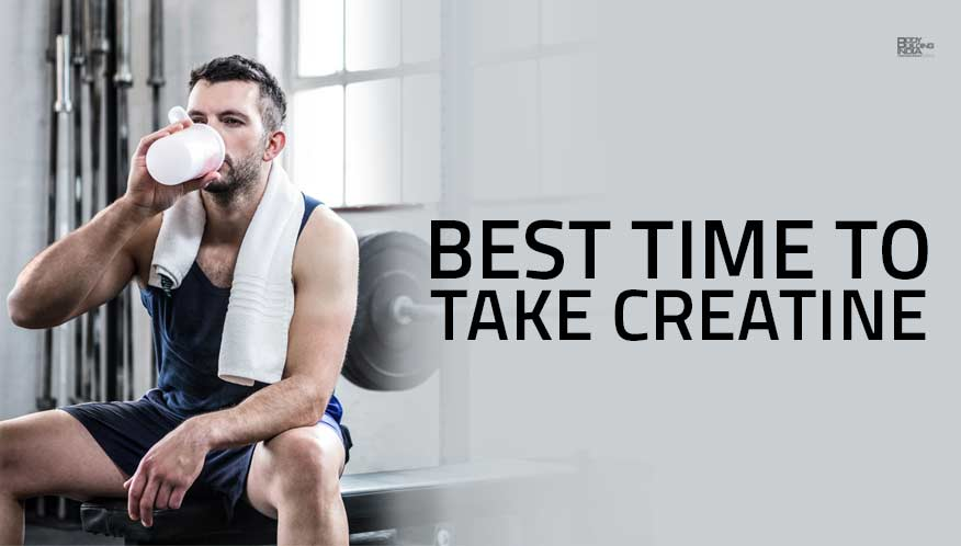 what is the best time to take creatine