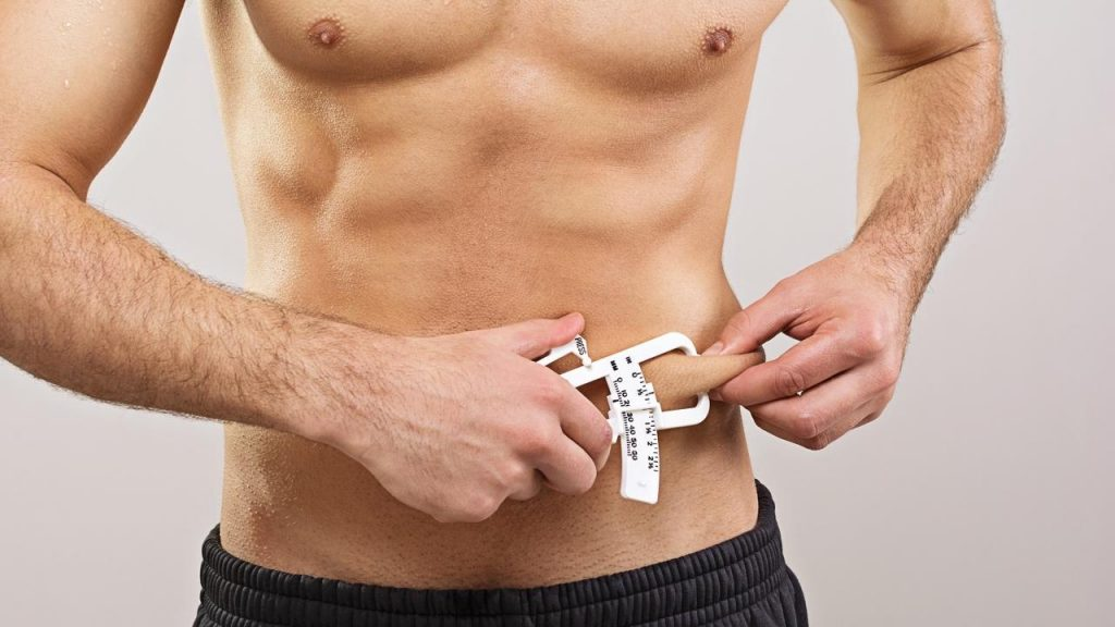 Measuring bodyfat percentage
