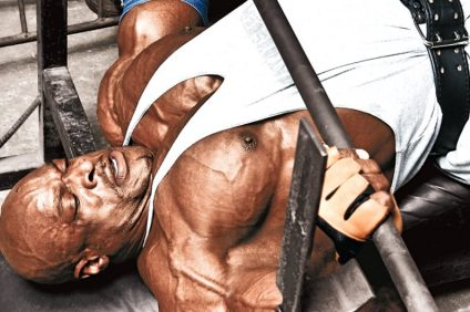 RONNIE COLEMAN'S ROUTINES FOR A CHAMPION'S CHEST